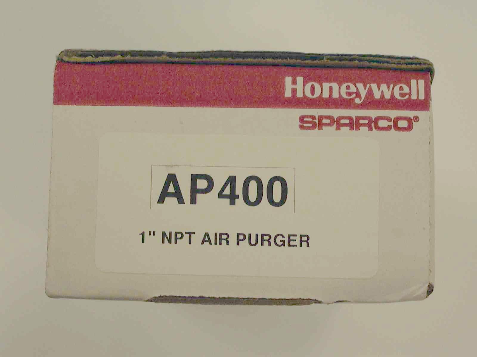 Honeywell ap air eliminator purger quot npt ends